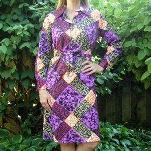 VINTAGE Lanvin Dress, Sz. 8